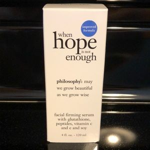 Philosophy When Hope Is Not Enough